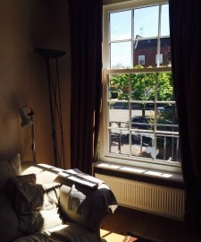 Residential timber window