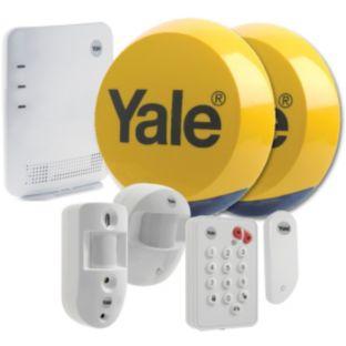 Smartphone alarm system
