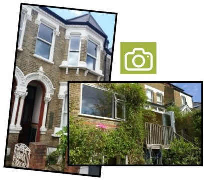 Premier Windows online photo quote service for timber home improvements