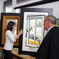 Premier Windows double glazing showroom Upper Norwood