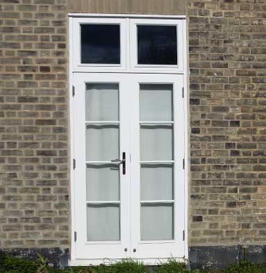 French door installers south london surrey premier for Timber french doors