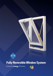 how to fully open upvc window