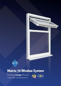 Matrix 70 Window System brochure (uPVC windows range)