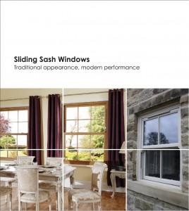 uPVC sash windows brochure (uPVC windows range)