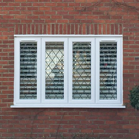 Our uPVC window system is Europe's No.1 system