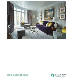 brochure (Secondary Glazing range)