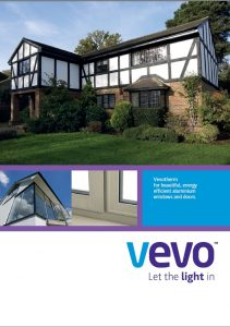 brochure (Aluminium Windows range)