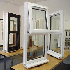 Premier's double glazing showroom in Upper Norwood