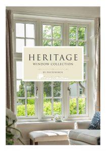 Premier Windows Heritage Window brochure
