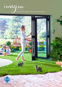 Imagine bi-fold doors brochure (Doors range)