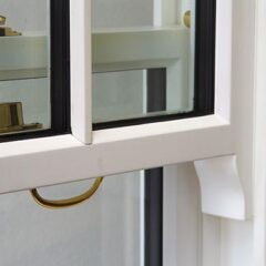 Get a closer look at our double glazing showroom
