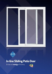 In-line Sliding Patio Door brochure (Doors range)