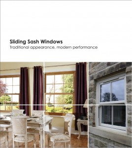 uPVC sash windows brochure (uPVC sash windows range)
