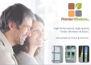 Timber windows doors brochure (Timber windows range)