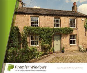 Premier Windows sash windows brochure