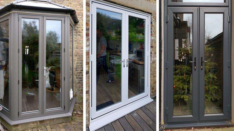 French Doors South London Surrey Kent Premier Windows