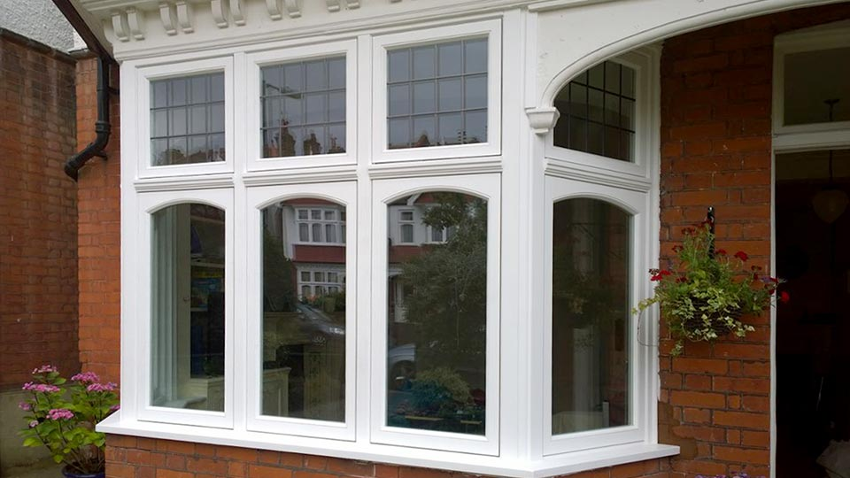 Timber Windows, London