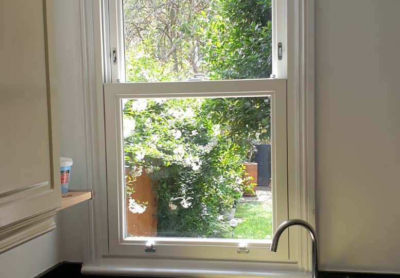 Windows installed in crystal palace London