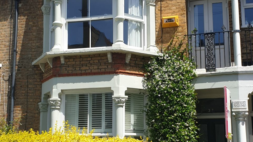 Windows in Herne Hill London