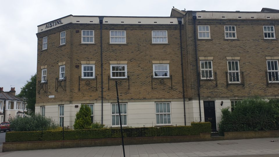 peckham rye - sash windows